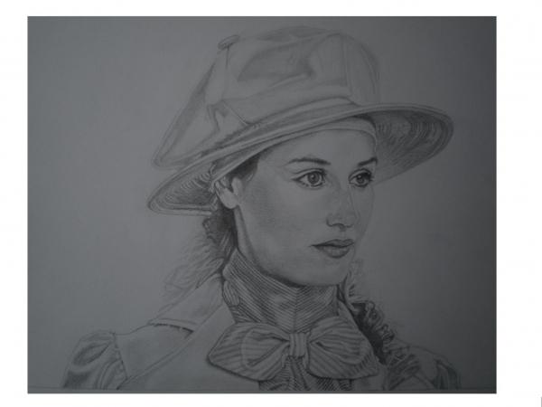 Cecile De France by SERBON